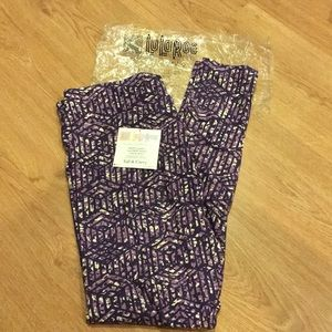 NWT tall and curvy lularoe leggings